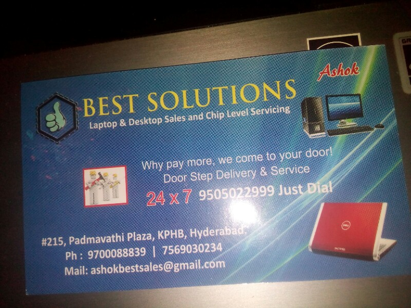 i can techno services in k p h b colony hyderabad