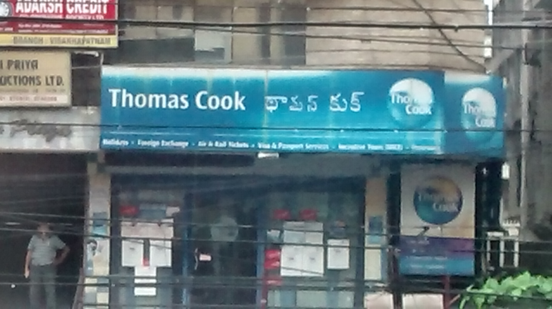 Thomas cook forex rates mumbai