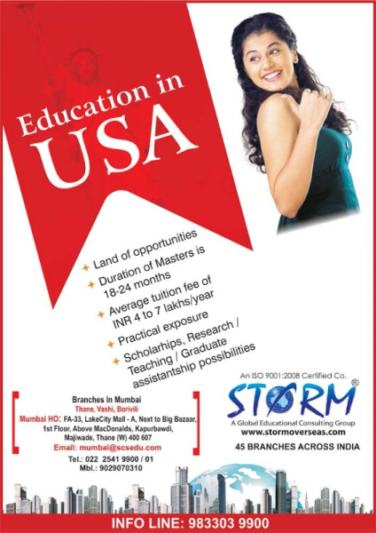 Study Abroad Consultants In Mumbai - MumbaiEducation.net