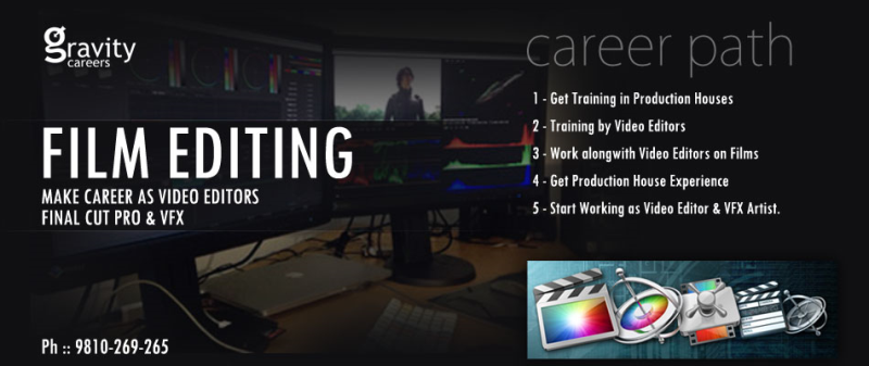 Photo editing service courses in delhi